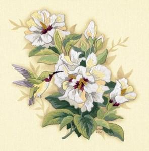Изображение Букет гибискуса (Hibiscus Floral)