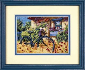 Изображение Велосипедное утро (Bicycle Afternoon)