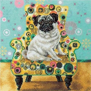 Изображение Интерьерные собачки - Мопс