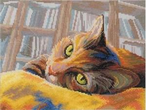 Изображение Кот на диване