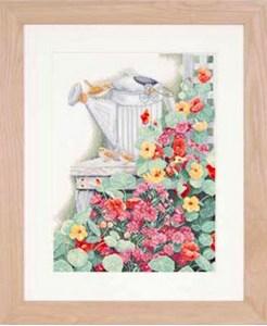 Изображение Садовый натюрморт (Garden Still Life)