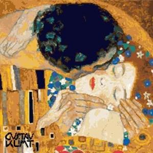 Изображение Поцелуй Г.Климт