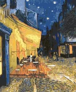 Изображение Терраса кафе Ван Гог