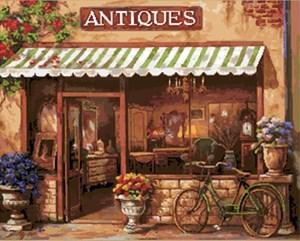 Изображение Антикварный магазинчик