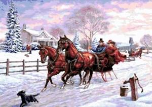 Изображение Зимняя история