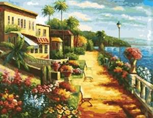 Изображение Средиземноморская улица