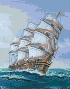 Изображение Парус по ветру