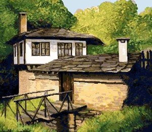 Изображение Болгарский домик