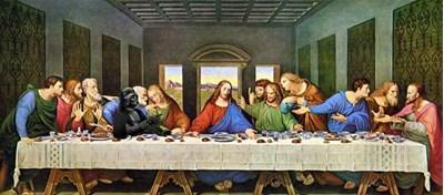 Изображение Тайная вечеря
