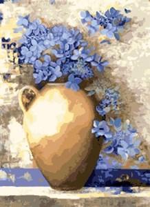 Изображение Синие цветы