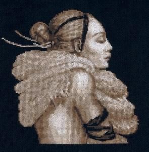 Изображение Готическая принцесса