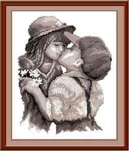 Изображение Поцелуй