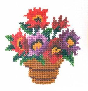 Изображение Горшок с цветами