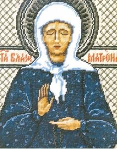 Изображение Св. Матрона