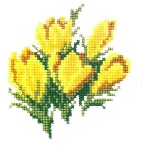 Изображение Желтые цветочки