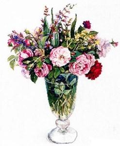 Изображение Розы и травы (Roses and Herbs)