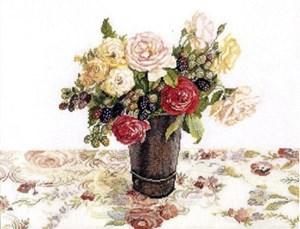 Изображение Розы и ежевика (Roses & Rasberry)