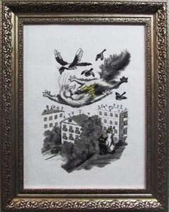 Изображение Летящий кот