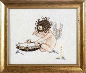 Изображение Играющий ангел