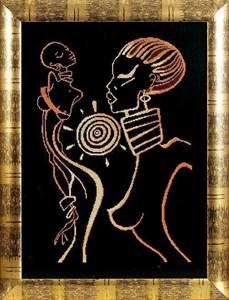 Изображение Африканские мотивы