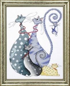 Изображение Кошачье семейство (Cat Pack)