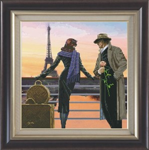 Изображение Аромат вечернего Парижа