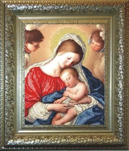 Изображение Мадонна с младенцем