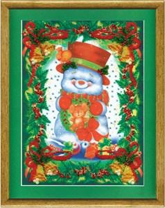 Изображение Снеговик