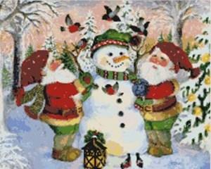 Изображение Помошники Санты (Santa's Helpers)