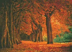 Изображение Величие осени (Autumn Grandeur)
