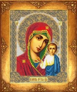 Изображение Икона Богородица Казанская