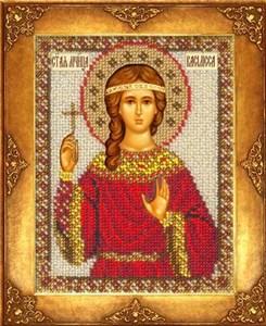 Изображение Икона Святая Василиса
