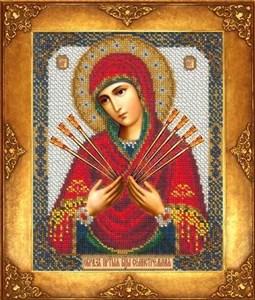 Изображение Икона Богородица Семистрельная