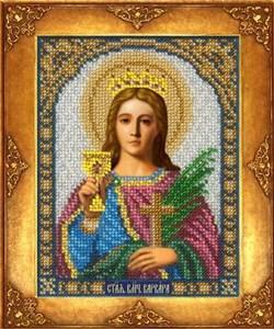 Изображение Икона Святая Варвара