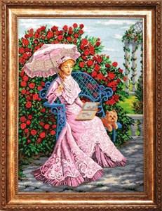 Изображение В розовом саду