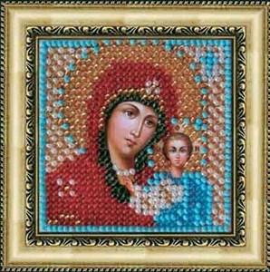 Изображение Икона Божия Матерь Казанская