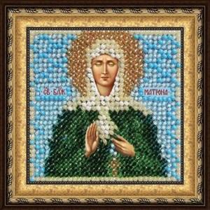 Изображение Икона Святая Блаженная Матрона Московская