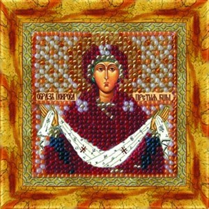 Изображение Икона Покрова Пресвятой Богородицы