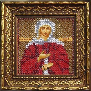 Изображение Икона Святая  Блаженная Ксения Петербургская