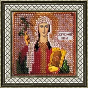Изображение Икона Святая  Равноапостольная Нина