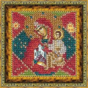 Изображение Икона Неопалимая Купина