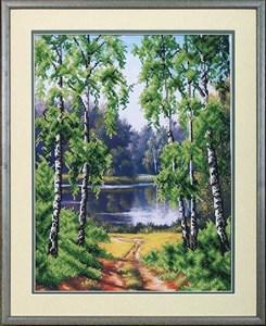Изображение Летний пруд
