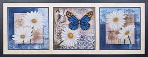 Изображение Цветы любви (триптих)