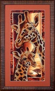 Изображение Африка: Жирафы