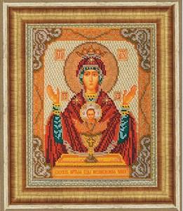 Изображение Икона Богородица Неупиваемая Чаша