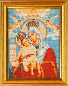 Изображение Икона Богородица Милующая