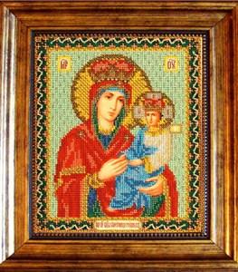 Изображение Икона Богородица Споручница Грешных