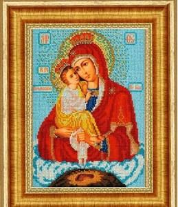 Изображение Икона Богородица Почаевская