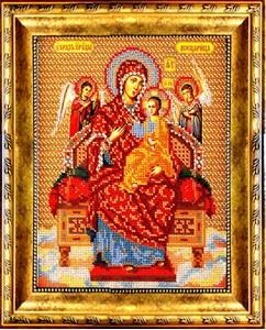 Изображение Икона Богородица Всецарица