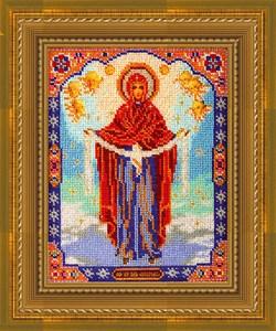 Изображение Икона Богородица Покрова